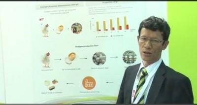 Tiến sỹ Nguyễn Văn Sa thuyết trình về IgY tại Ấn Độ