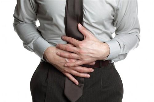 Dấu hiệu của bệnh đau dạ dày 1