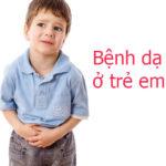 Nhiễm khuẩn Hp ở trẻ nhỏ: biến chứng và cách phát hiện