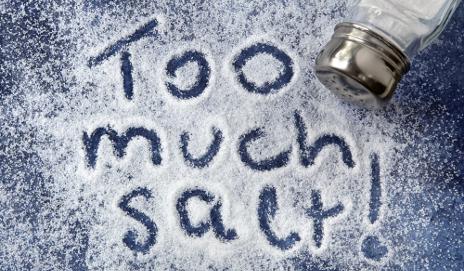 Ăn mặn làm tăng gấp đôi nguy cơ Ung thư dạ dày 1