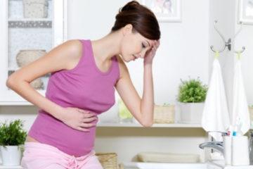 Cách xử lý đau dạ dày khi mang thai