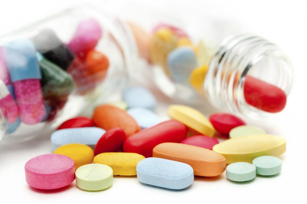 Các thuốc điều trị vi khuẩn Hp 1