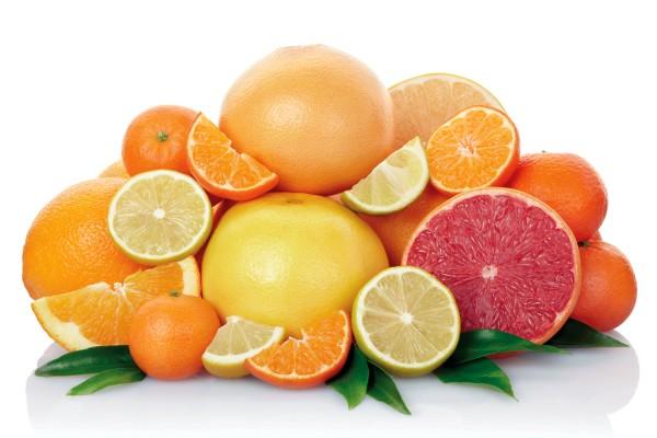 Các loại quả họ cam, chanh 1