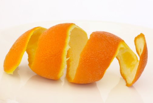 Vỏ cam chống Ung thư dạ dày 1