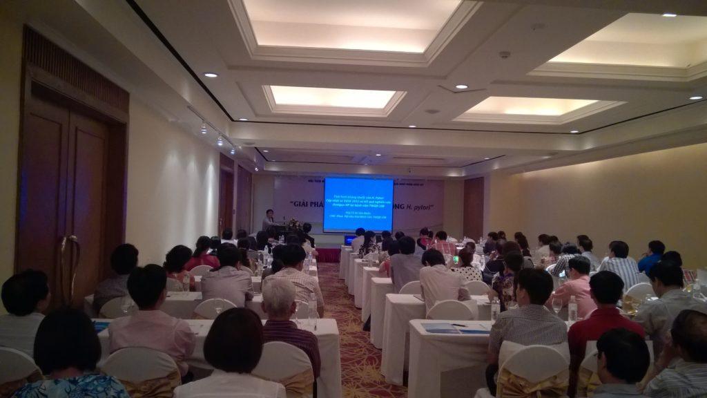 Những hình ảnh tóm tắt buổi hội thảo 3