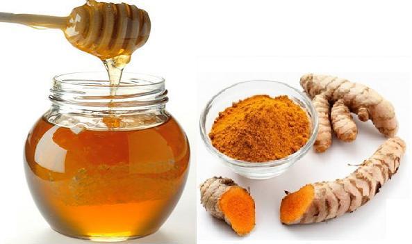 Nghệ mật ong - bài thuốc dân gian trị đau bao tử hiệu quả 1