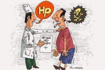 Vi khuẩn Hp là trọng tâm điều trị trong đa số ca bệnh dạ dày (phần III)