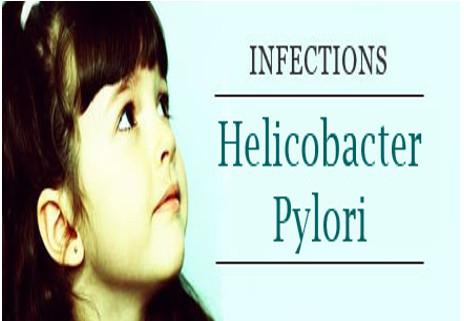Tránh Ung thư dạ dày, đừng để trẻ bị nhiễm khuẩn Hp 1