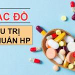 Các thuốc điều trị vi khuẩn Hp