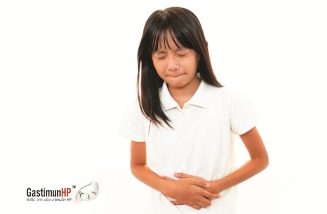 Tư vấn trực tuyến - Viêm dạ dày ở trẻ em do nhiễm HP 7