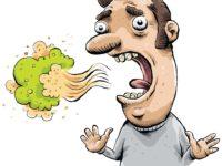 Nhiễm khuẩn Hp gây ra Hôi miệng