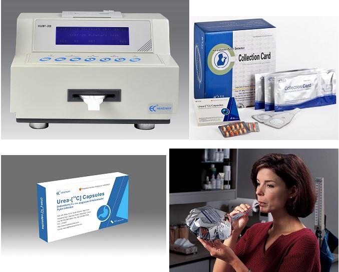 Cơ chế phát hiện vi khuẩn Hp qua hơi thở 1