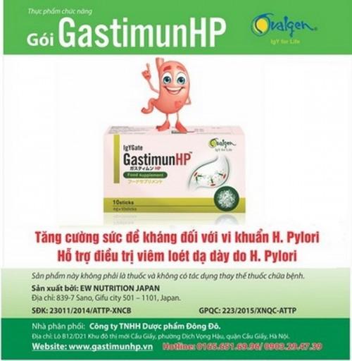 Đã có cách chống vi khuẩn Hp kháng thuốc và chống nhiễm vi khuẩn Hp 2