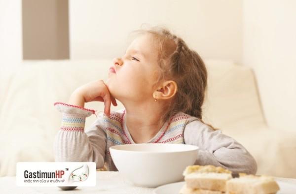 Bệnh viêm dạ dày Hp ở trẻ em 1