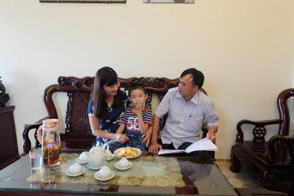 Kinh nghiệm chữa bệnh dạ dày Hp kháng thuốc cho con 1