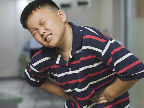 Trẻ nhỏ liệu có mắc ung thư dạ dày? 1
