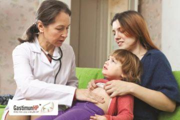 Nhiễm khuẩn HP sớm ở trẻ em – hậu quả lâu dài