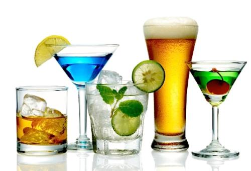 Các đồ ăn, nước uống chứa kích thích 1