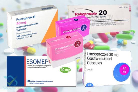 6 nhóm thuốc điều trị đau dạ dày hiệu quả nhất hiện nay 1