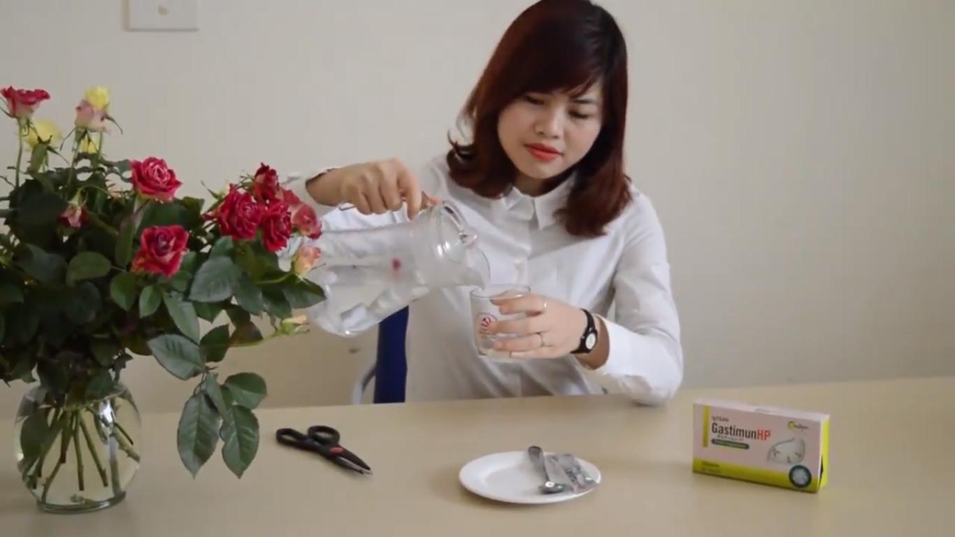 Cách dùng GastimunHP 1