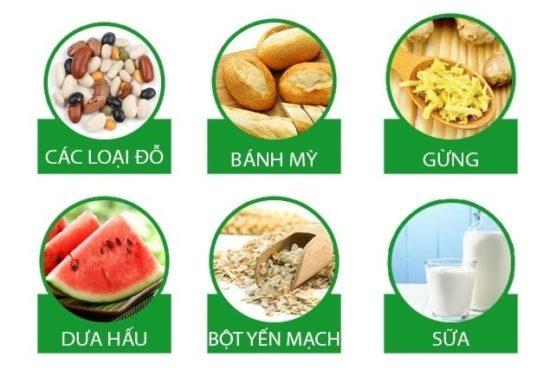 Bệnh trào ngược dạ dày nên ăn gì? 1