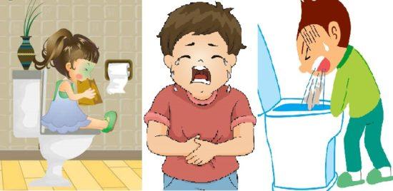 Cách xử lý viêm dạ dày ruột cấp ở trẻ em 1