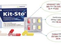 Lưu ý khi sử dụng kit dạ dày trong điều trị