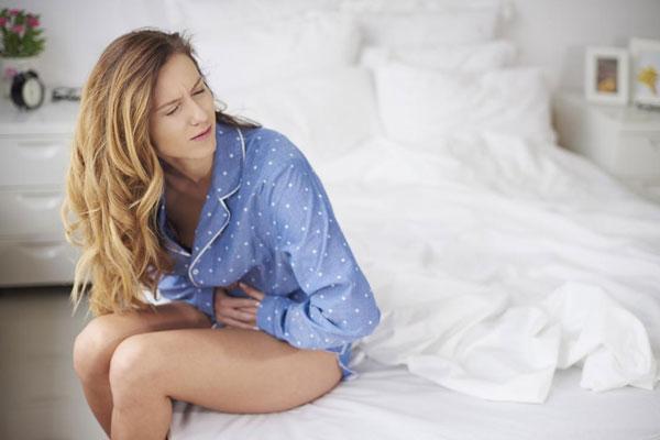 Nguyên nhân đau bụng từng cơn ở nữ giới 1