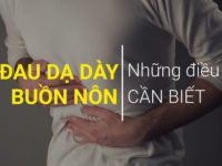 Mọi điều cần biết về đau dạ dày buồn nôn