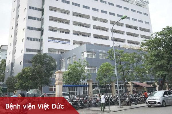 Khoa phẫu thuật tiêu hóa - Bệnh viện Việt Đức 1