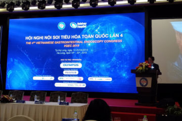 Hội nghị nội soi tiêu hóa toàn quốc lần 4- vegec 2019