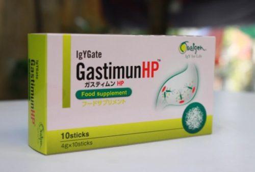 Trẻ mấy tuổi có thể sử dụng được GastimunHP? 1