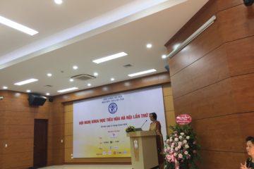 Hội nghị khoa học tiêu hóa Hà Nội lần thứ 25