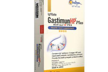 Ra mắt sản phẩm thế hệ 2 GastimunHP Plus
